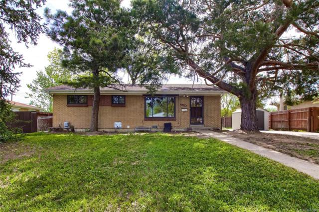 3280 Tucson Street, Aurora, CO 80011 (#6756471) :: The Galo Garrido Group
