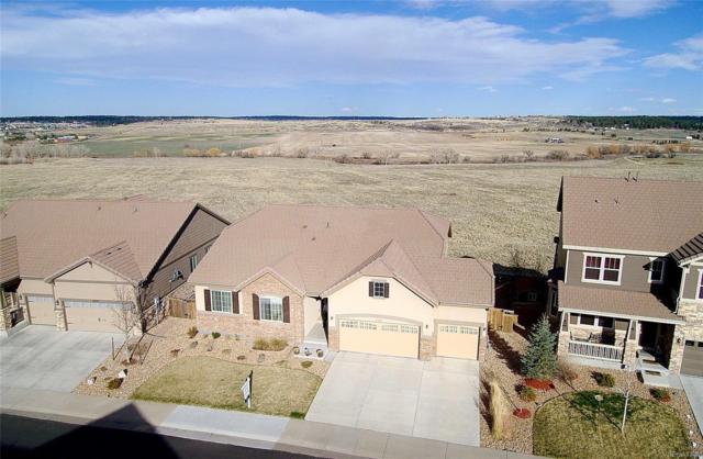 6308 Arabella Drive, Castle Rock, CO 80108 (#6756642) :: The Peak Properties Group