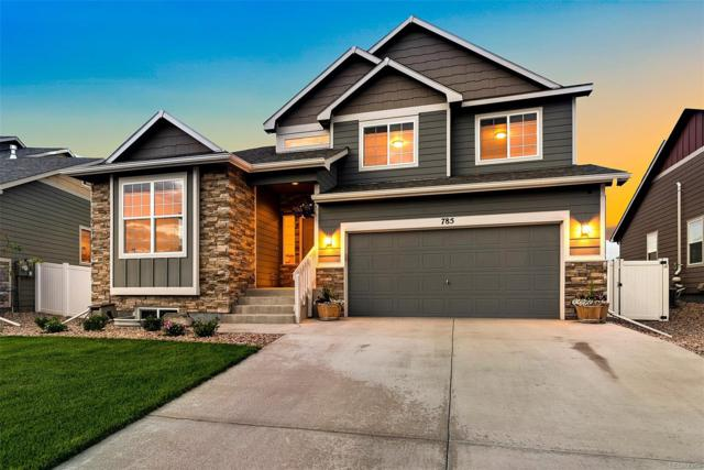 785 Dakota Way, Windsor, CO 80550 (#6757063) :: The Peak Properties Group