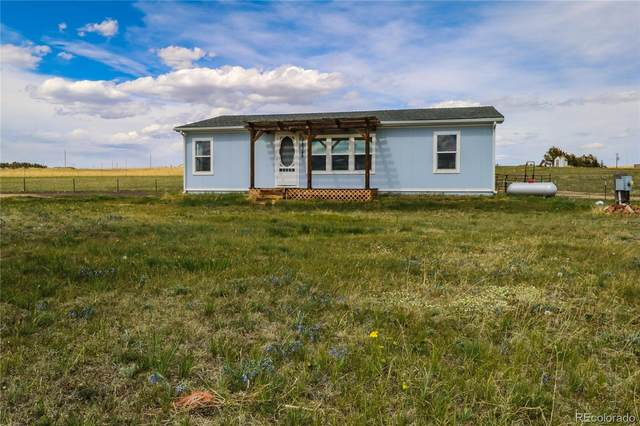15345 Trigger Road, Peyton, CO 80831 (MLS #6757511) :: 8z Real Estate