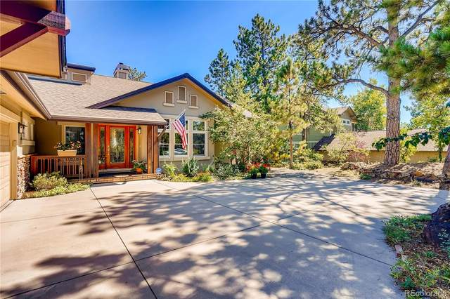 7214 Havenwood Drive, Castle Pines, CO 80108 (#6757993) :: The Gilbert Group