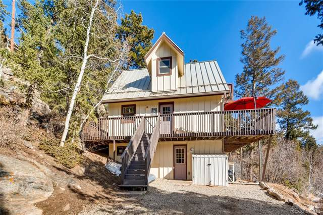 31247 Kings Valley, Conifer, CO 80433 (#6758253) :: The Gilbert Group