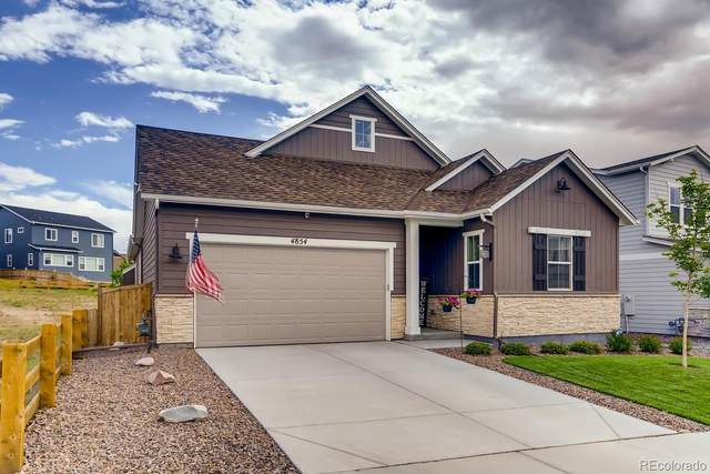 4854 Ravencrest Place, Castle Rock, CO 80108 (MLS #6758334) :: 8z Real Estate