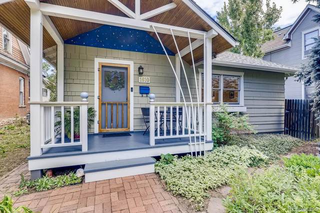 1610 Grove Street, Boulder, CO 80302 (MLS #6758640) :: 8z Real Estate