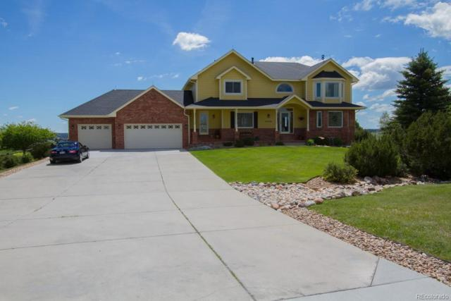 34446 Wagon Wheel Trail, Elizabeth, CO 80107 (#6758728) :: The Heyl Group at Keller Williams