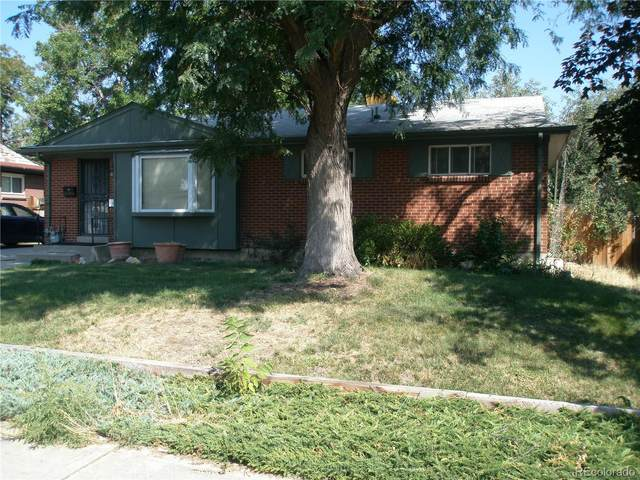 1661 Evelyn Court, Denver, CO 80229 (MLS #6758894) :: Bliss Realty Group