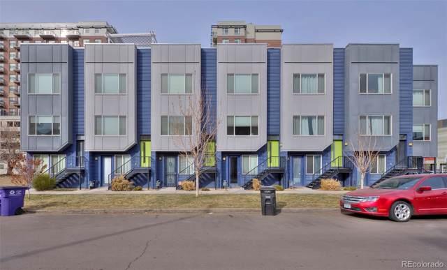 2249 Glenarm Place, Denver, CO 80205 (#6759181) :: The DeGrood Team