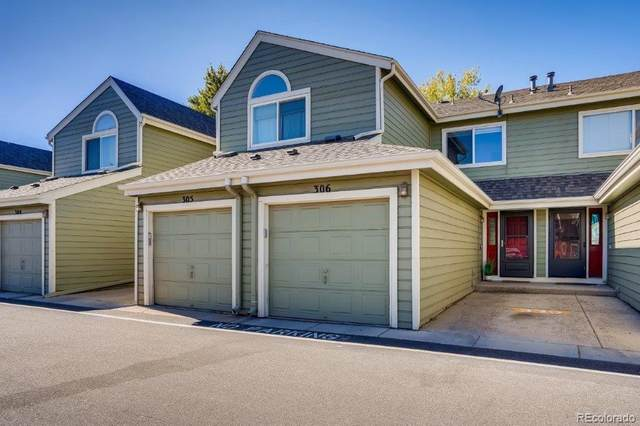 7476 E Arkansas Avenue #306, Denver, CO 80231 (MLS #6759503) :: 8z Real Estate