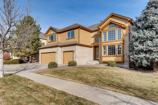 5407 W Prentice Circle, Denver, CO 80123 (#6759704) :: The HomeSmiths Team - Keller Williams
