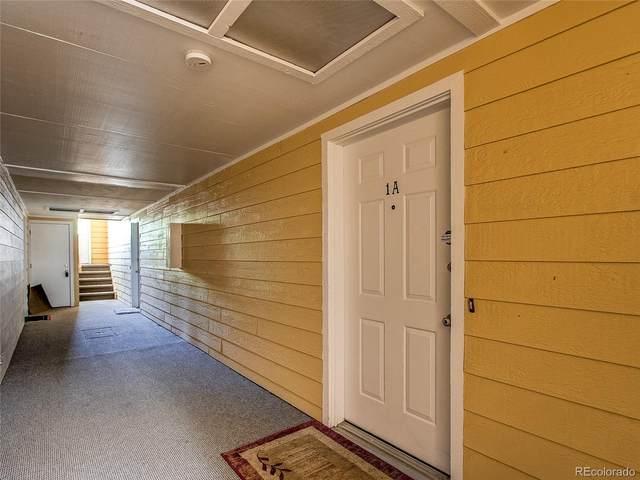 1087 Ingalls Street 1A, Lakewood, CO 80214 (MLS #6760037) :: 8z Real Estate