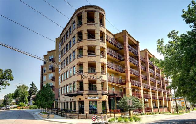 2240 Clay Street #502, Denver, CO 80211 (MLS #6760312) :: 8z Real Estate