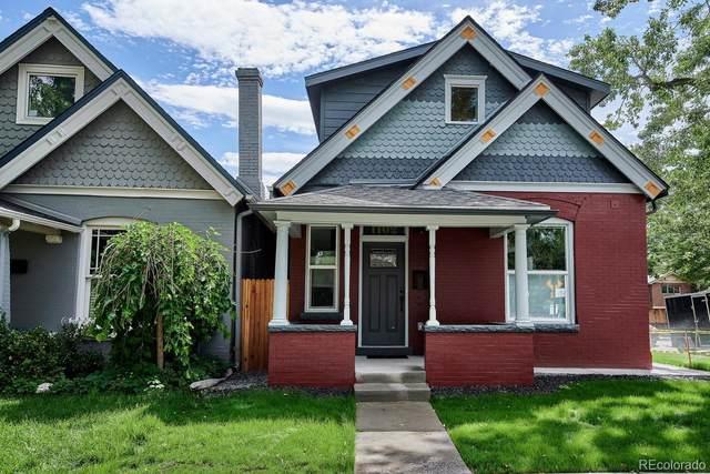 1102 Clayton Street, Denver, CO 80206 (#6760349) :: My Home Team