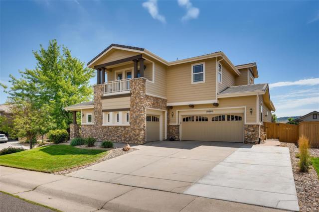 10644 Briarglen Circle, Highlands Ranch, CO 80130 (#6760572) :: HomePopper