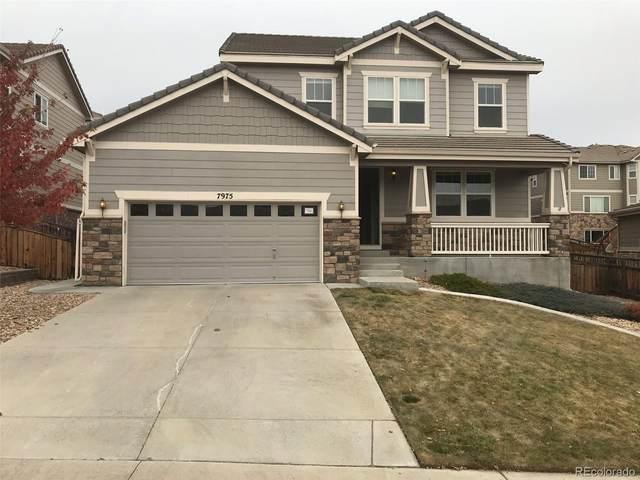 7975 Sabino Lane, Castle Rock, CO 80108 (MLS #6760765) :: 8z Real Estate