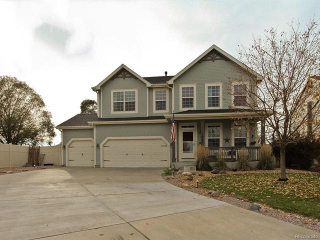 11247 Cimarron Street, Firestone, CO 80504 (#6761040) :: The HomeSmiths Team - Keller Williams