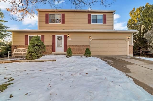 5041 S Garrison Street, Denver, CO 80123 (#6761249) :: Colorado Home Finder Realty