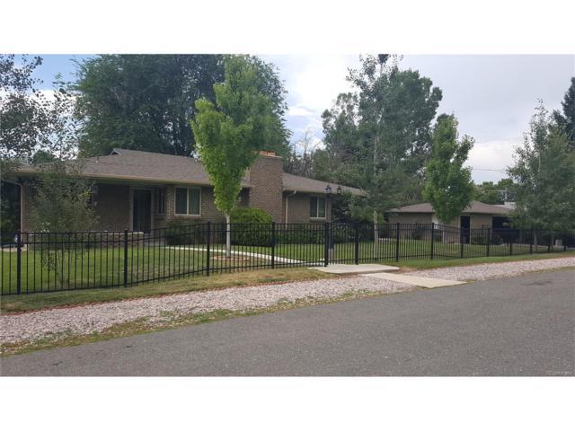 2841 E Colorado Avenue, Denver, CO 80210 (MLS #6761402) :: 8z Real Estate