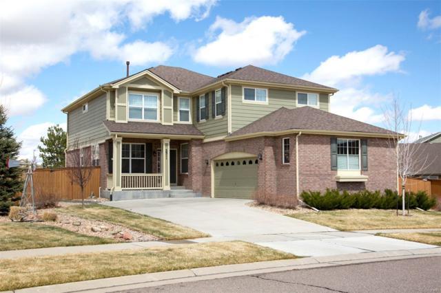 5311 S Eaton Park Way, Aurora, CO 80016 (#6763028) :: The Peak Properties Group