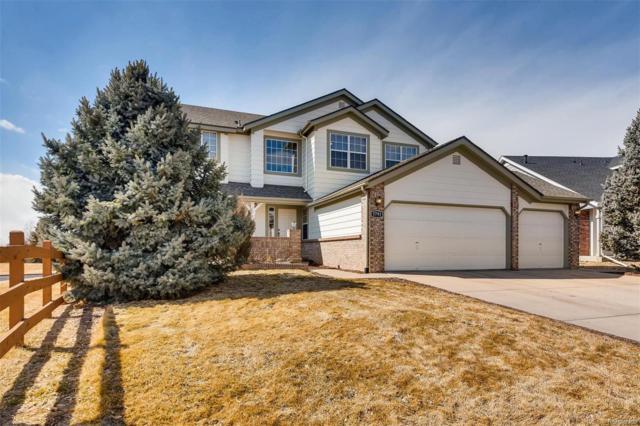 5793 S Telluride Way, Centennial, CO 80015 (MLS #6763306) :: 8z Real Estate