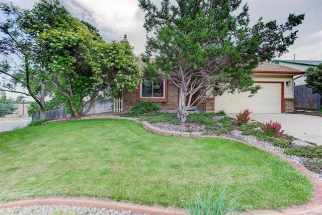 7580 S Garland Street, Littleton, CO 80128 (#6763391) :: The City and Mountains Group