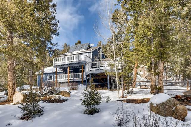 30935 Walter Drive, Conifer, CO 80433 (MLS #6763630) :: 8z Real Estate