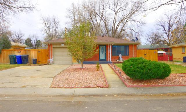 3136 Salem Street, Aurora, CO 80011 (#6764301) :: The Galo Garrido Group