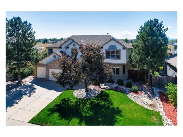 2076 Glenhaven Drive, Highlands Ranch, CO 80126 (MLS #6764402) :: 8z Real Estate