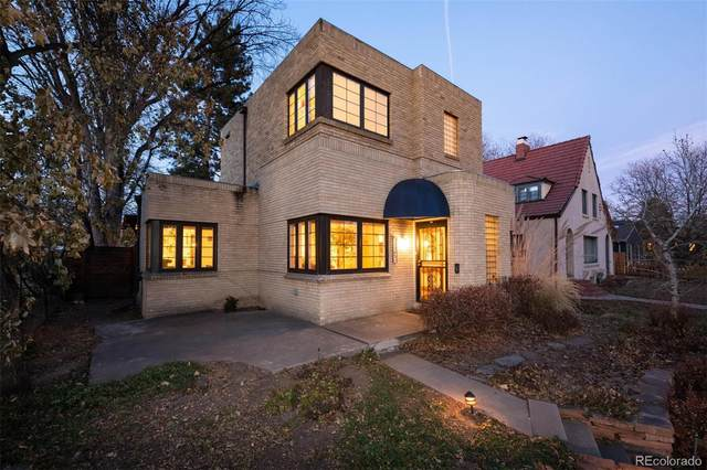 4545 E 17th Avenue Parkway, Denver, CO 80220 (#6764465) :: Kimberly Austin Properties