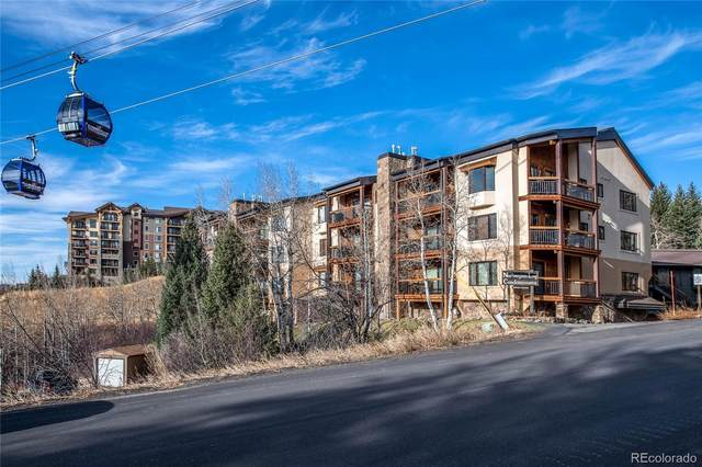 2400 Ski Trail Lane #103, Steamboat Springs, CO 80487 (#6764791) :: The DeGrood Team