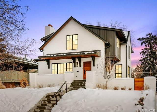 334 S Gaylord Street, Denver, CO 80209 (#6764839) :: The Peak Properties Group