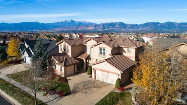 3286 Promontory Peak Drive, Colorado Springs, CO 80920 (#6764853) :: The Peak Properties Group