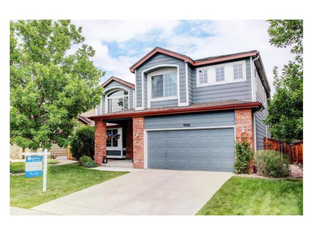 9302 Mountain Brush Street, Highlands Ranch, CO 80130 (MLS #6765332) :: 8z Real Estate