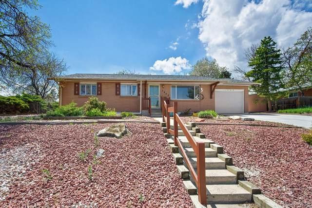 1457 S Van Dyke Way, Lakewood, CO 80228 (#6765349) :: The Colorado Foothills Team | Berkshire Hathaway Elevated Living Real Estate