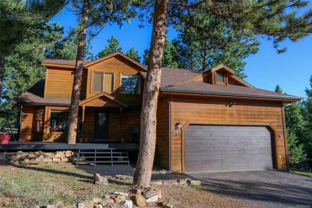 780 Pinon Ridge Drive, Woodland Park, CO 80863 (MLS #6765398) :: 8z Real Estate