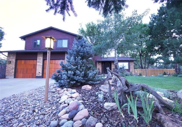 8270 Lakeview Drive, Parker, CO 80134 (#6765422) :: The Dixon Group