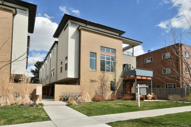 2180 S Josephine Street #3, Denver, CO 80210 (MLS #6765730) :: 8z Real Estate