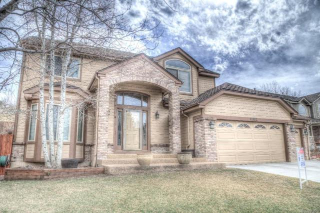 11922 W 56th Circle, Arvada, CO 80002 (#6766590) :: The Peak Properties Group