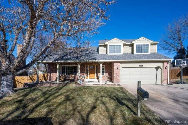 6411 S Kearney Circle, Centennial, CO 80111 (#6766630) :: The Gilbert Group