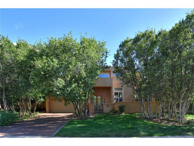 2 Stover Lane, Manitou Springs, CO 80829 (MLS #6766862) :: 8z Real Estate