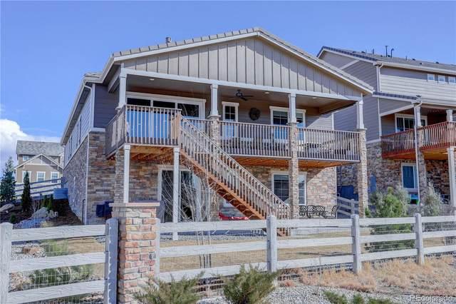 16339 Mount Silverheels Way, Broomfield, CO 80023 (#6767429) :: Finch & Gable Real Estate Co.