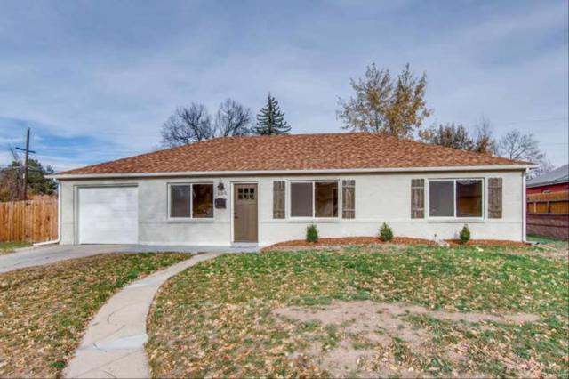 898 Troy Street, Aurora, CO 80011 (#6767458) :: House Hunters Colorado