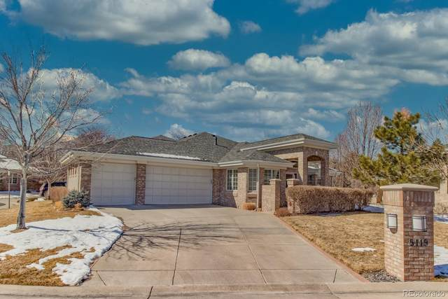 5119 Long Meadow Circle, Greenwood Village, CO 80111 (#6767627) :: The DeGrood Team