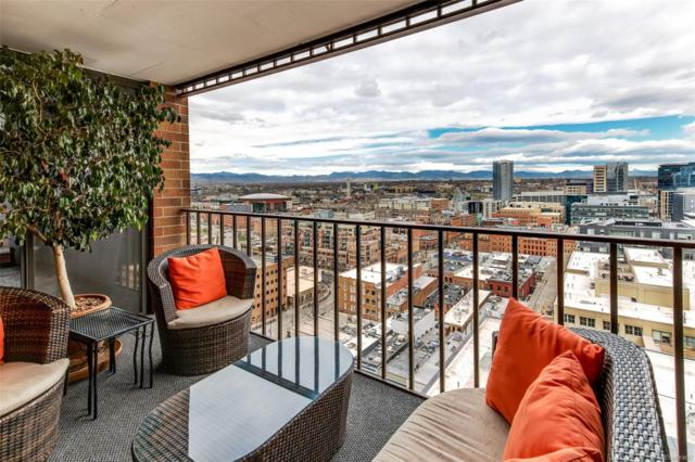 1551 Larimer Street #1903, Denver, CO 80202 (#6767652) :: The DeGrood Team