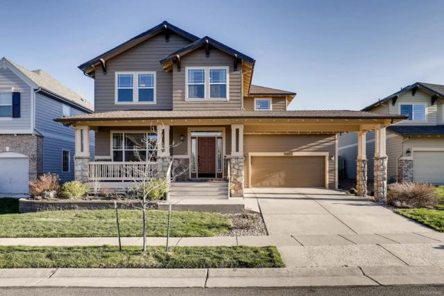 13378 W 84th Place, Arvada, CO 80005 (#6768061) :: The Pete Cook Home Group