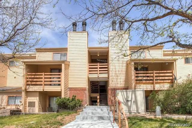 7665 E Eastman Avenue A206, Denver, CO 80231 (#6768151) :: The Dixon Group