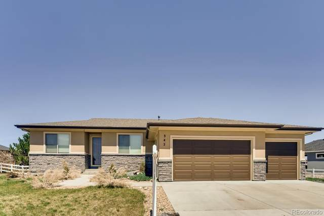 342 Corvette Circle, Fort Lupton, CO 80621 (#6768400) :: Mile High Luxury Real Estate