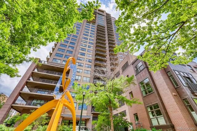 2990 E 17th Avenue #1102, Denver, CO 80206 (#6768444) :: Portenga Properties