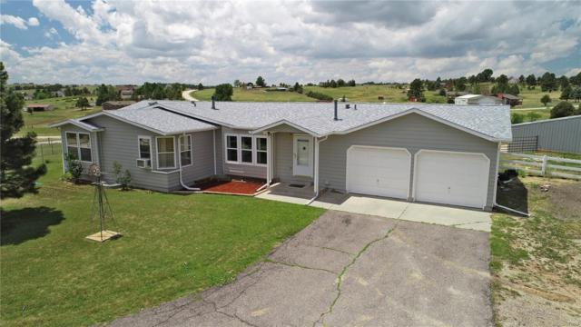 34534 Morgan Trail, Elizabeth, CO 80107 (#6768499) :: HomeSmart Realty Group