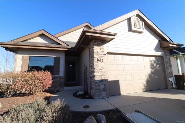 1614 69th Avenue, Greeley, CO 80634 (#6768765) :: The Heyl Group at Keller Williams