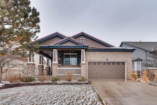 15155 E 117th Drive, Commerce City, CO 80603 (#6768899) :: The Peak Properties Group